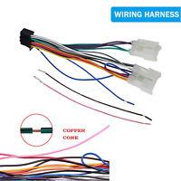 AVH-271BT AVH280BT more WH-P16A5z Wire Harness Fits Pioneer AVH-270BT