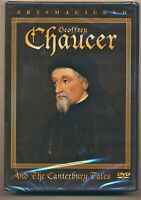 Geoffrey Chaucer and the Canterbury Tales DVD New and Sealed