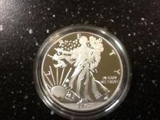 2013 American Eagle Silver Bullion Proof ENHANCED EAGLE