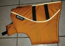 Ruffwear Float Coat Dog Life Jacket Large L Wave Orange 32-36 in. New No Tags