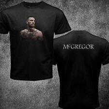 Conor McGregor UFC Notorious Kickboxing Championship MMA Black Men T-Shirt
