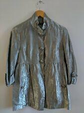 Ladies Jacket Silver Warehouse 12 Linen <KK03