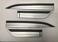 Side Door Chrome Protect Garnish Molding 4p For 2010 2014 Hyundai Tucson ix35