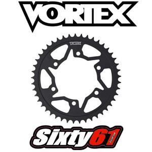 Vortex 829CK-48 Solid Black 48-Tooth Rear Sprocket