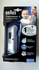 Braun ThermoScan 5 IRT  6500 Ear Thermometer