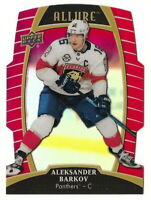 2019-20 UPPER DECK ALLURE ALEKSANDER BARKOV RED RAINBOW PARALLEL (PANTHERS)