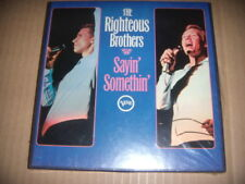"Righteous Brothers ""Sayin' Something"" Reel To Reel SEALED 1967 4 Track  R&B Soul"