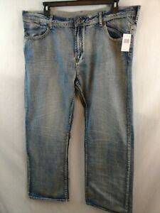 """Buffalo Jeans ,""""Dook Straight, Light wash.  New w/tags $119.  Size 42/32"""