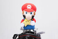 Custom Made Super Mario Golf Headcover for Driver and Fairway Wood unto 460cc