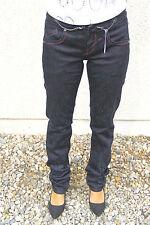 jeans dril de algodón en cadena M+F GIRBAUD fetishchaing T 25 (34) precio tienda