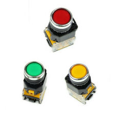 LA38-11/203 Push Button Momentary Heavy Duty Power Press Switch Y8Q4