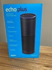 Amazon - Echo Plus (1st Generation) - BLACK - BRAND NEW
