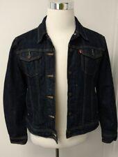 Levis Women's Jean Trucker Jacket Size Large L Levi's