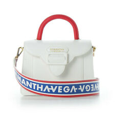 Samantha Vega Thavasa Shoulder bag handbag pop cx300 Logo strap TWIGS Medium