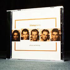 BOYZONE - Where We Belong - MUSIQUE ALBUM CD