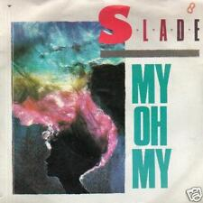 JUKEBOX 45 single SLADE MY OH MY  GLAM ROCK DISC-COUNT2