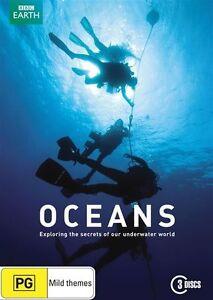 Oceans - 3 Disc Set - BBC Earth - New & Sealed Region 4 DVD - FREE POST