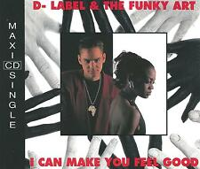 D-LABEL & THE FUNKY ART - I can make you feel good