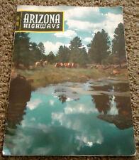 Arizona Highways June 1957 Vintage Magazine