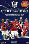 Skill Factor - Premier League Soccer (DVD, 2008)