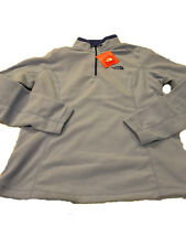 New Womens North Face 1/4 Quarter Zip Fleece Jacket Sprint Cloud XS S M L XL XXL