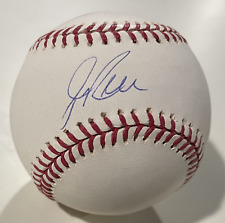 JIM RICE Autographed Baseball HOF Boston Red Sox PSA
