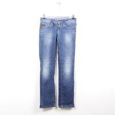 G-STAR Jeans Midge Straight Fit Blau Denim Gr. W26 L32