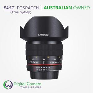 Samyang 14mm F2.8 ED AS IF UMC II Sony E Full Frame Camera Lens