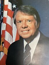 Vintage Original From During His Tenure President JIMMY CARTER Postcards