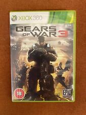 Gears Of War 3 - Xbox 360 - Free UK Post.
