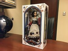"NEW 2017 Disney Exclusive Snow White 17"" Doll Limited Edition IN HAND *SHIP NOW*"