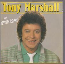 """7"""" Tony Marshall In Amsterdam / Bora Bora 80`s Ariola"""