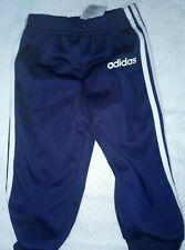 Adidas Performance Pantalon de jogging bleu neuf taille 9-12 mois BOX 5