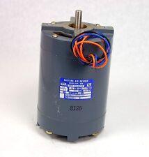 Eastern Air Devices - H34BBM-8 - Motors, AC. Supply 115V