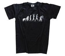 PLATA Edition Fotógrafo Fotografía Evolution Camiseta S-xxxl