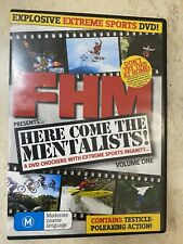 FHM Here Comes The Mentalist DVD Extreme Sports