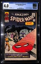 Amazing Spider-Man #22 CGC 4.0 1st appearance of Princess Python