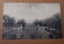 Postcard St Bernards Convent Grounds  Slough Buckinghamshire posted