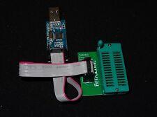 Acorn BBC Modelo B & B + - TMS6100 Adaptador de programación USB discurso Phrom PCB