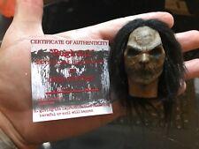 Ones Customs 1/6 Scale Sinister Buughul Head Sculpt With COA