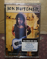 Jon Butcher Axis Pictures from the Front 1989 Cassette SEALED Rock OUT OF PRINT