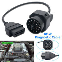For BMW OBDII 16P TO 20PIN ADAPTOR DIAGNOSTIC LEAD CABLE PLUG OBD_98