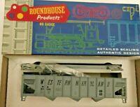 HO scale roundhouse Western Maryland  3 bay  Rib Side Hopper   WM  85100