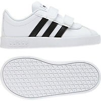 Adidas Kids Boys Shoes Infants Running VL Court 2.0 Sneakers Casual DB1839