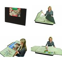 Portable Puzzle Jigsaw Carrier 1000 Piece Case Mat Board Transport Storage Carry