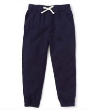 *NEW* GYMBOREE GIRLS SIZE 8 10 12 SCHOOL NAVY BLUE PULL ON JOGGERS SWEATPANTS