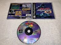 Moto Racer 2 (Sony PlayStation 1, 1998) PS1 Game in Plain Case Excellent!