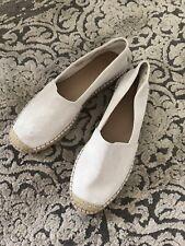 NEU FRED DE LA BRETONIERE Espadrilles Leder Leather 39 Slipper Loafer Schuhe