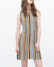 Zara Casual Round Neck Dresses Mini