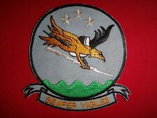 USAF 965th Airborne Early Warning And Control Squadron SEMPER VIGILES Patch